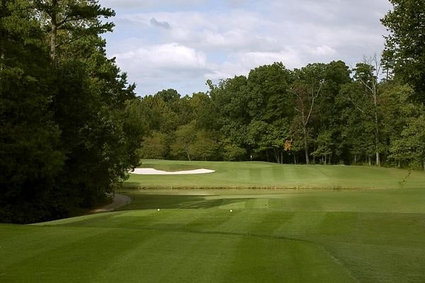 Monroe Country Club 2nd Hole